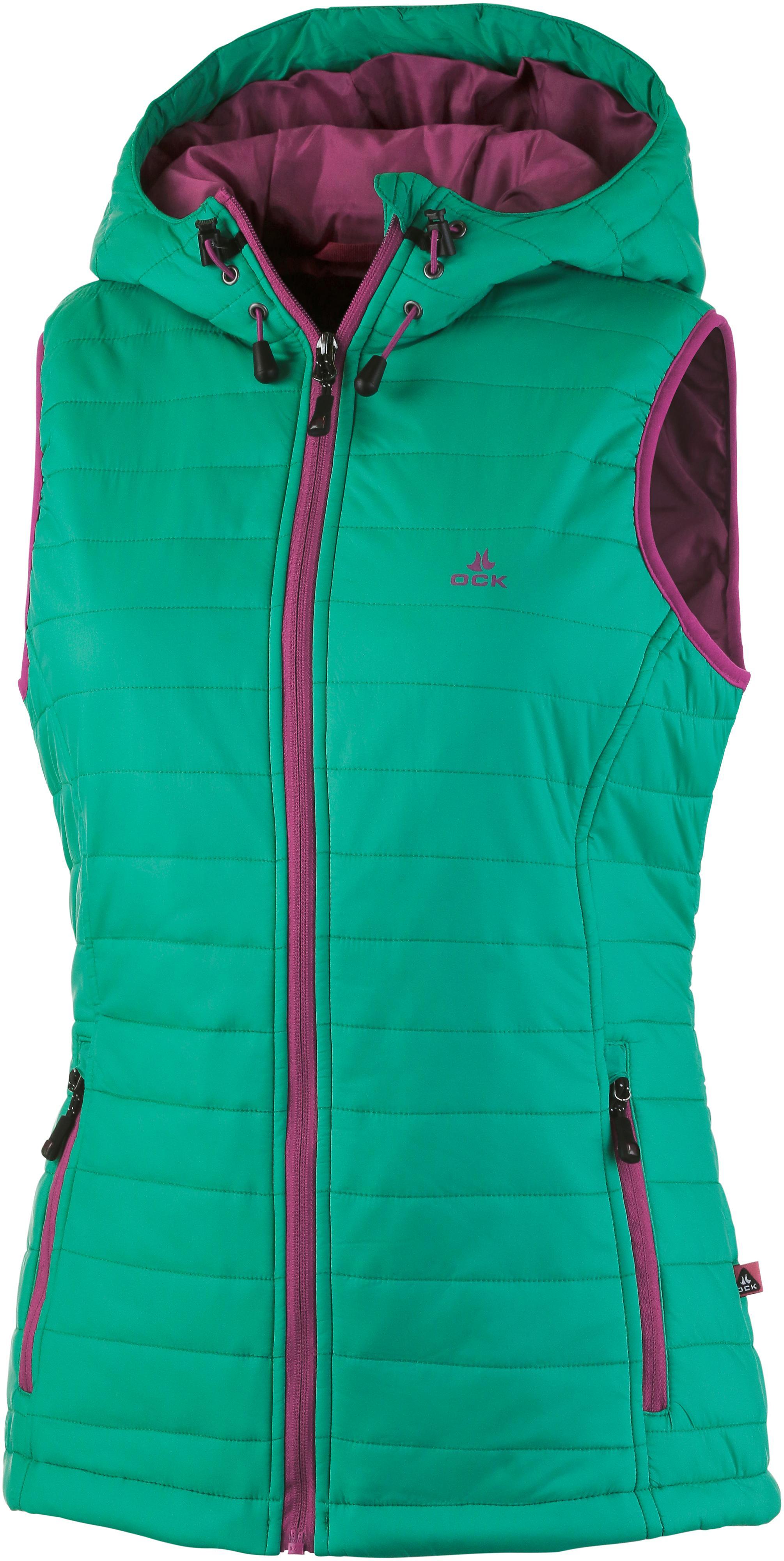 outlet store a408f dc11e OCK Steppweste Damen grün im Online Shop von SportScheck kaufen