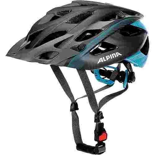 alpina d alto le fahrradhelm schwarz blau im online shop. Black Bedroom Furniture Sets. Home Design Ideas