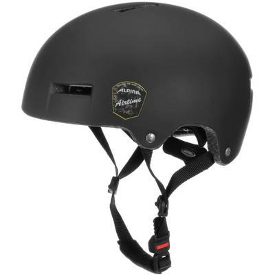 ALPINA Helm Airtime Skate Helm schwarz