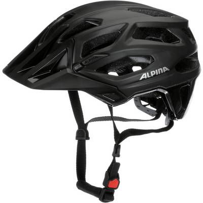 ALPINA Garbanzo Fahrradhelm schwarz