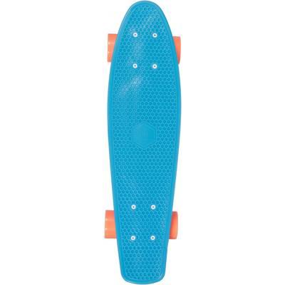 Miller Original Skateboard-Komplettset Fluor Blue