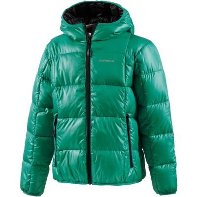 ICEPEAK Steppjacke Kinder grün/schwarz