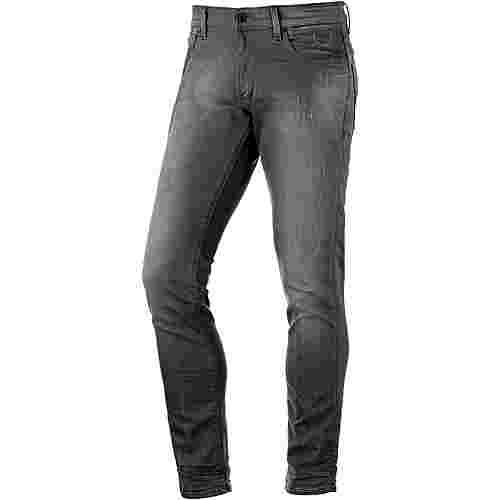 G-Star Revend Slim Fit Jeans Herren slander grey superstretch