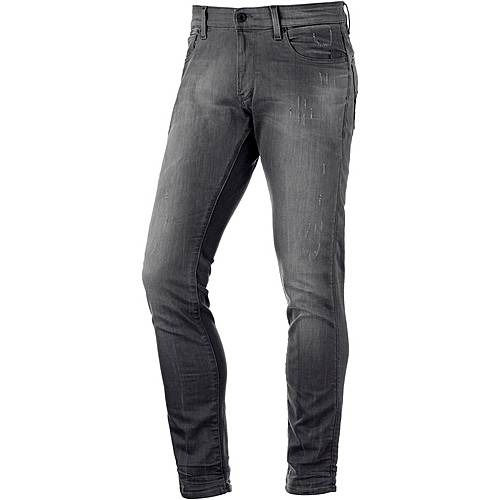 G-Star Revend Slim Fit Jeans Herren slander grey superstretch