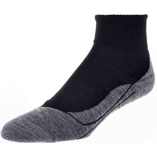 Falke TK 5 Short Wandersocken Damen black-mix