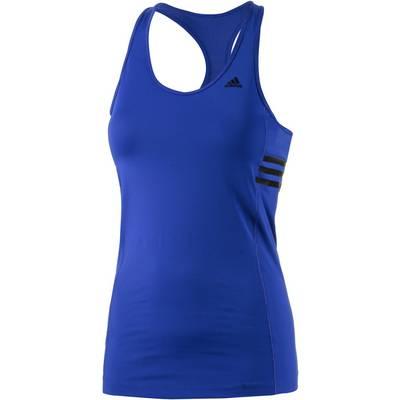 adidas Funktionstank Damen blau