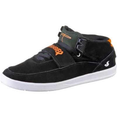 DVS Torey 3 Sneaker Herren Black Thrasher Suede