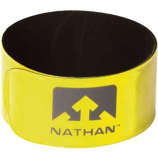 NATHAN Reflex 2er Pack Signalband neongelb