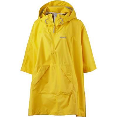 Bench Armier Regenmantel Damen gelb