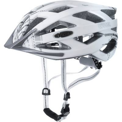Uvex City i-vo Fahrradhelm weiß