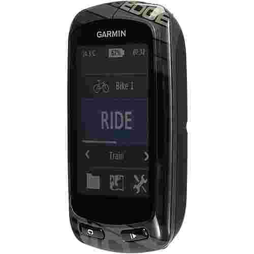 Garmin Edge 810 + Topo TransAlpin V4 Pro GPS schwarz