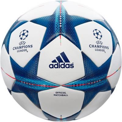 adidas CL Finale 15/16 Fußball weiß