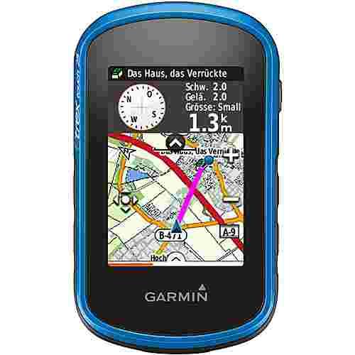 Garmin eTrex Touch 25 GPS schwarz-blau