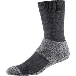 Rohner Fibre tech Wandersocken anthrazit