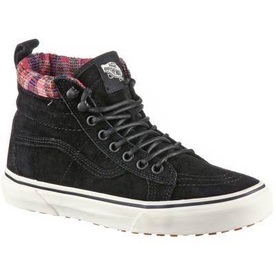 Vans SK8-Hi MTE Winter Sneaker schwarz/rose