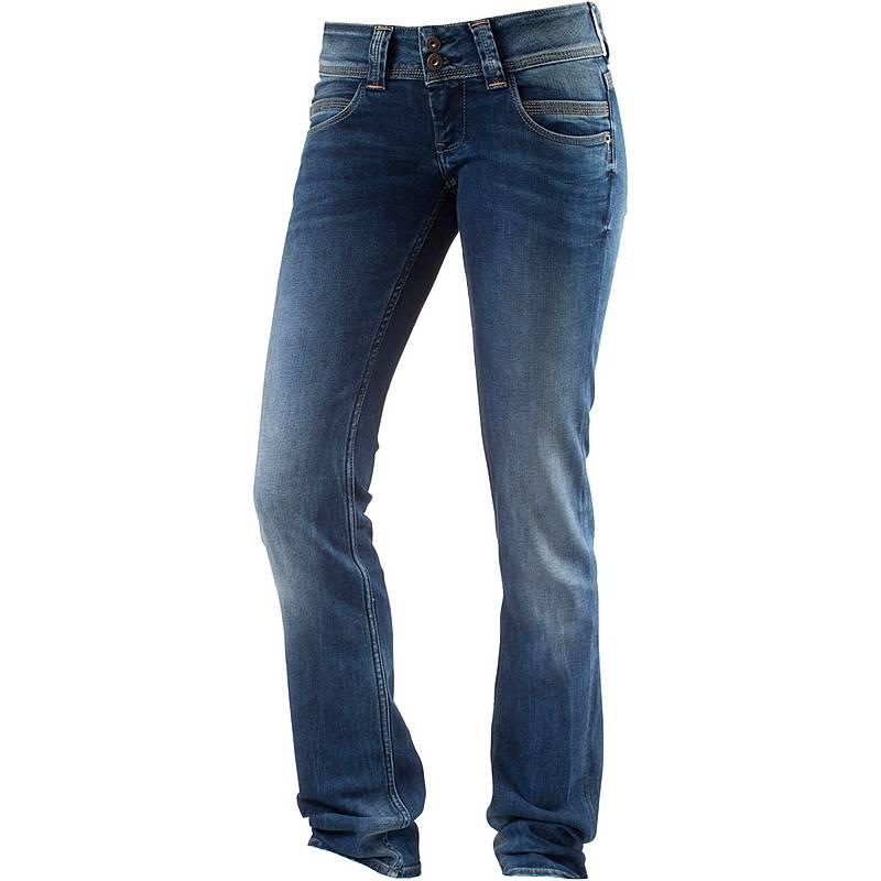 Pepe Jeans Venus Straight Fit Jeans Damen used denim im Online Shop ... 8db75938fe