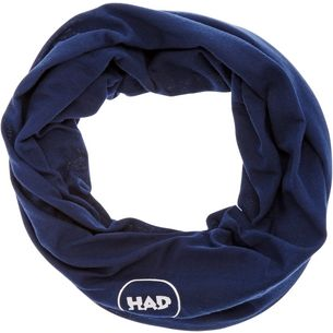 H.A.D. Solid Multifunktionstuch blau