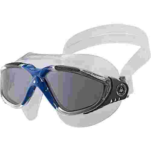 Aqua Sphere Vista Schwimmbrille transparent-blau getönt