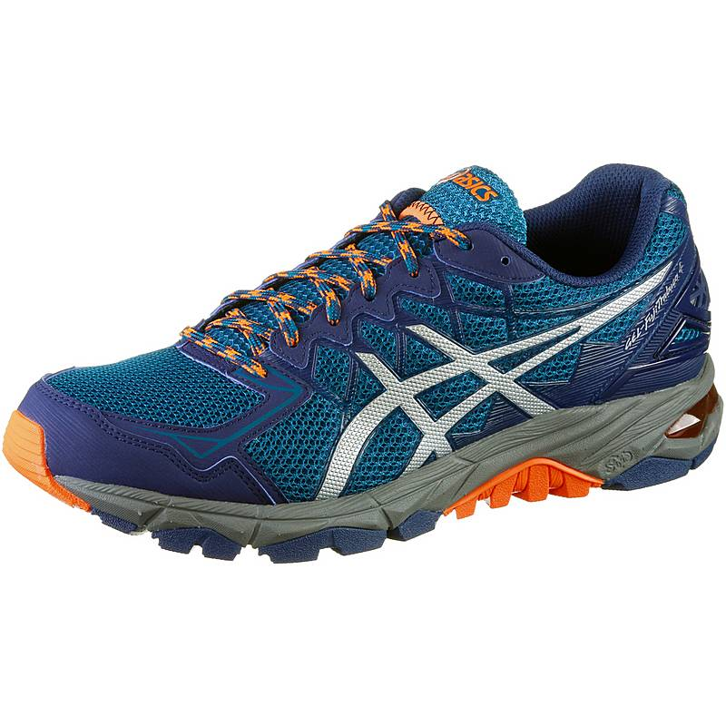 Asics Gel Fujitrabuco 4 Mountain Running Schuhe Herren Dunkelblau Im