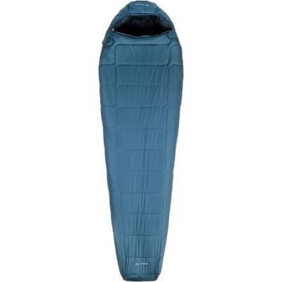 VAUDE Sioux 800 Kunstfaserschlafsack blau
