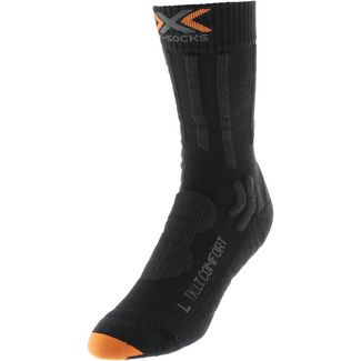 X-SOCKS Trekking Light & Comfort Wandersocken grau
