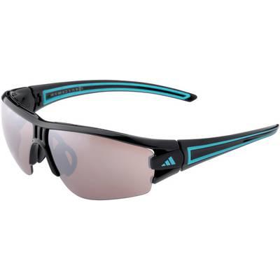 adidas Evil Eye Halfrim Sportbrille schwarz/blau
