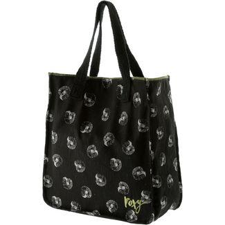 Roxy Strandtasche Damen schwarz/weiss