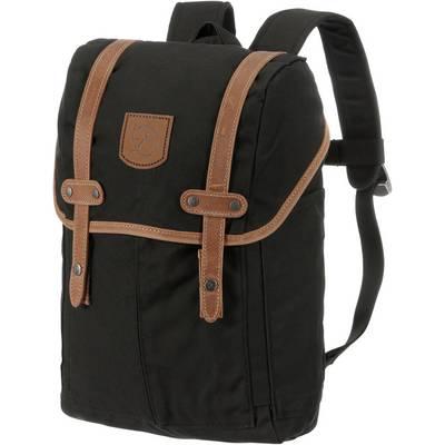 FJÄLLRÄVEN No.21 Mini Daypack schwarz