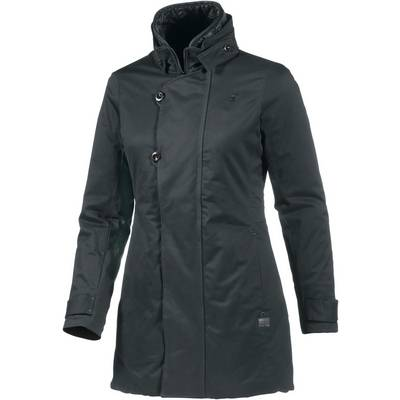 G-Star Minor Slim Kurzmantel Damen schwarz