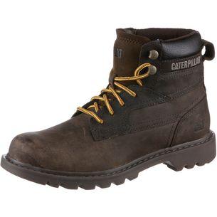 CATERPILLAR Bridgeport Boots Damen dunkelbraun
