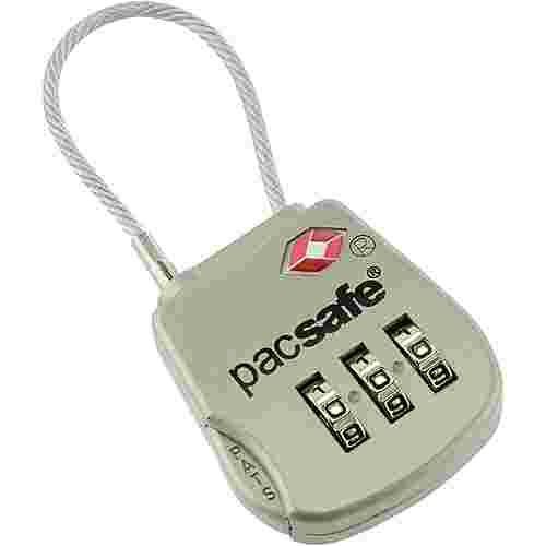 Pacsafe Prosafe 800 Schloss silver