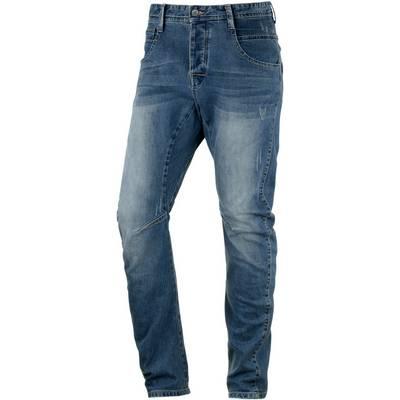 HUMÖR Zuniga Straight Fit Jeans Herren washed denim