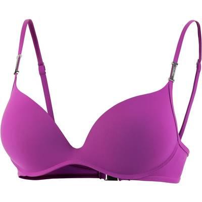Calvin Klein Bikini Oberteil Damen pink