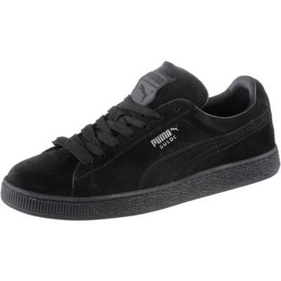 PUMA Suede Classic+ Sneaker schwarz