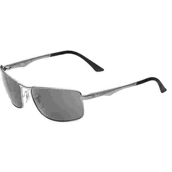 RAY-BAN 0RB3498 Sonnenbrille gunmetal