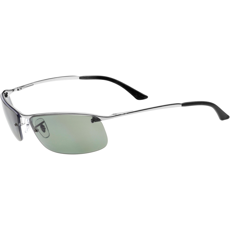 Ray Ban Top Bar RB3183 004-9A 63 gunmetal / polar green ab 107,91 EUR