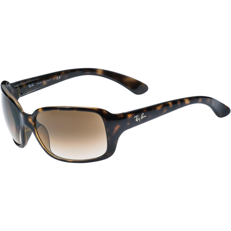 RAY-BAN Sonnenbrille in braun-horn, Größe: 60
