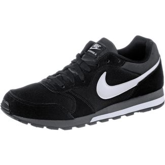 Nike MD RUNNER 2 Sneaker Herren black-white-anthracite