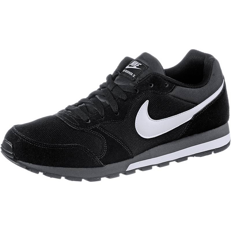 NikeMD Runner 2  SneakerHerren  schwarz