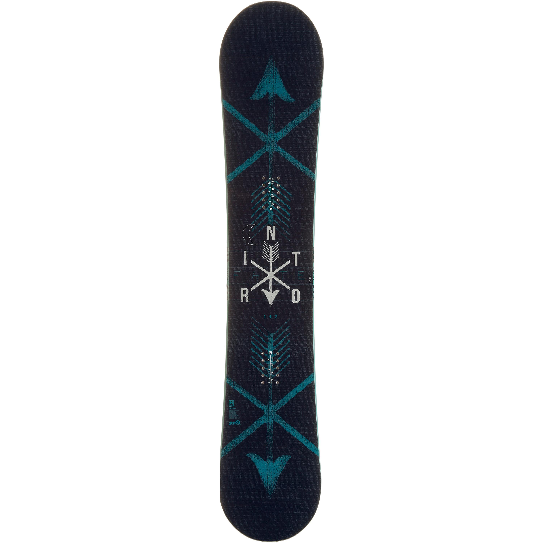 Nitro Snowboards Fate Zero All-Mountain Board D...