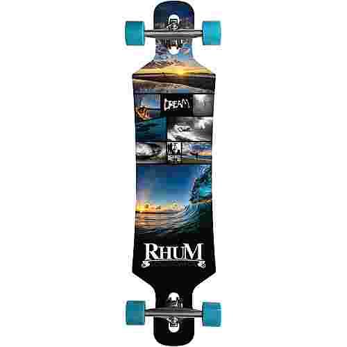 "RHUM Aruba DT Dream 39"" Longboard-Komplettset bunt"