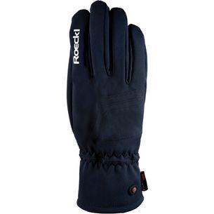 Roeckl 3602-038 Kuka Fingerhandschuhe schwarz