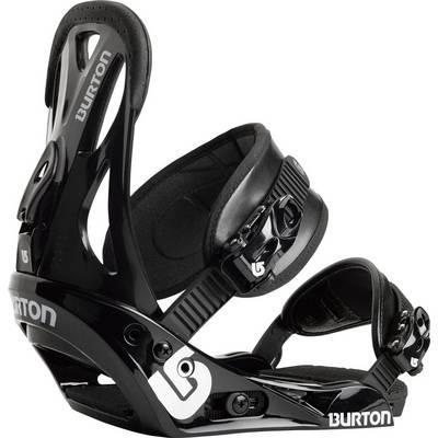 Burton Outpoust Snowboardbindung Herren schwarz