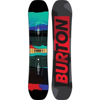 Burton Process Small All-Mountain Board Kinder schwarz