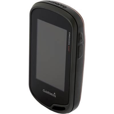 Garmin Oregon 600+Topo DE V7 Pro Bundle GPS schwarz