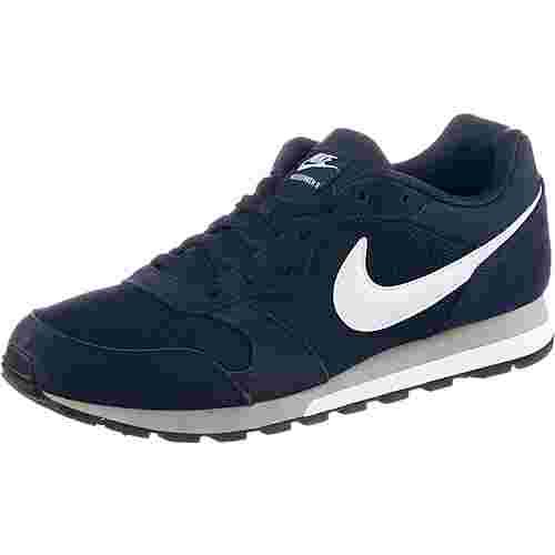 Nike MD RUNNER 2 Sneaker Herren nachtblau/weiß