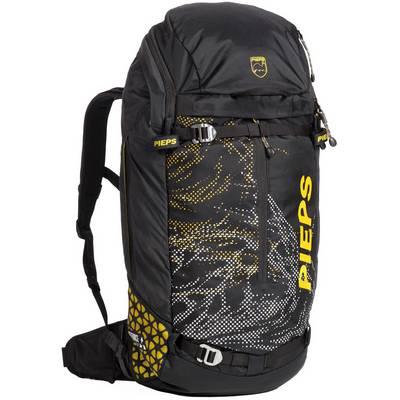 PIEPS Jetforce Tour Pro 34 Lawinenrucksack schwarz/gelb