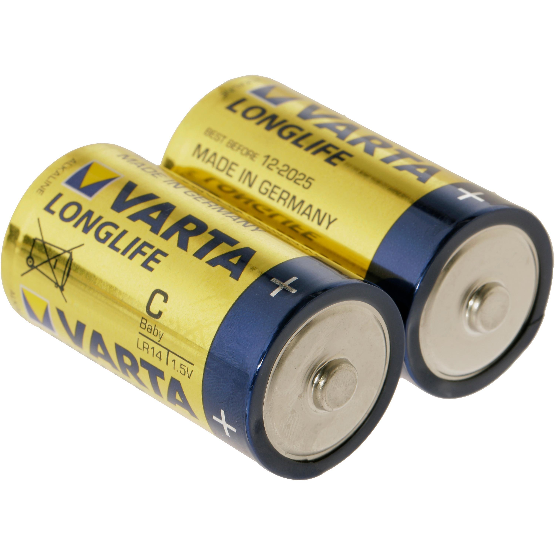 Varta Longlife C LR14 Baby Batterie