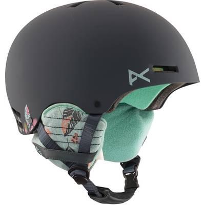 Anon Skihelm Aera Snowboardhelm grau