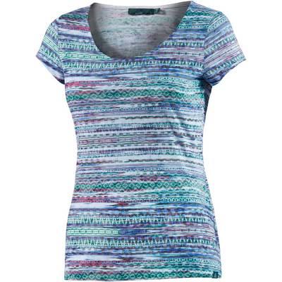 prAna Garland Klettershirt Damen blau/lila